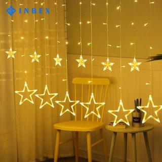 Tirai Bintang LED