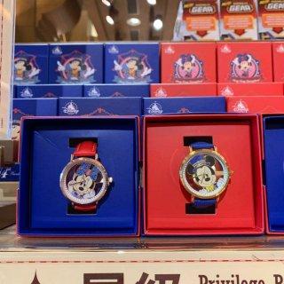 Jam Tangan Couple Mickey-Minnie Mouse