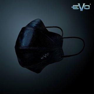 Masker Evo Plusmed 4D Full Black Edition Limited