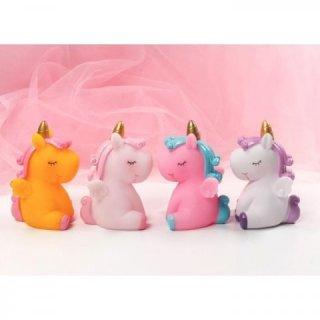 Topper Cake / Unicorn / Cute Unikorn | Hiasan Kue Ulang Tahun