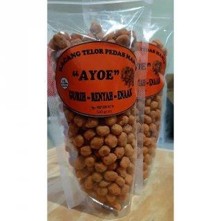 Kacang Telor Pedas Manis Ayoe