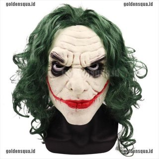 Goldensqua Topeng Joker Bahan Latex