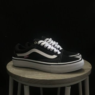 Vans Old Skool Original Classic Black White