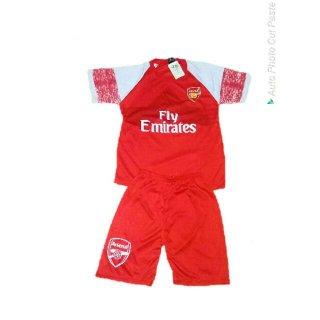 Baju Bola Anak Arsenal Merah