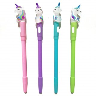 Pulpen Unicorn LED Unik