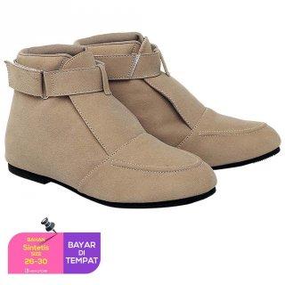 CATENZO JUNIOR Sepatu Boots Anak Perempuan Pesta