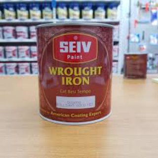 Seiv Wrought Iron Paint