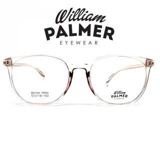 William Palmer Kacamata Pria Wanita Basic Flex 5728 C15 Pink