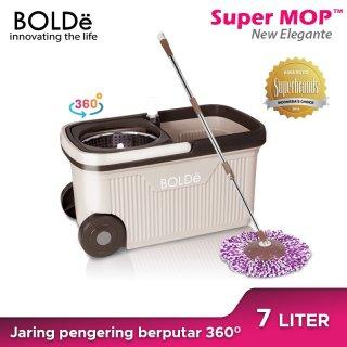 BOLDë Pel Lantai / Super Mop Elegante