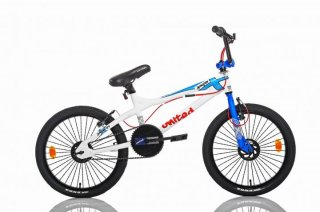 "United Sepeda BMX 20"" Jumper X 07"