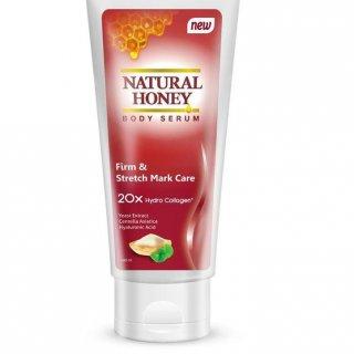Natural Honey Stretch Mark Care