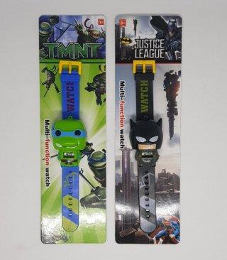 Jam Tangan Anak Batman - Jam Tangan Kura kura Ninja