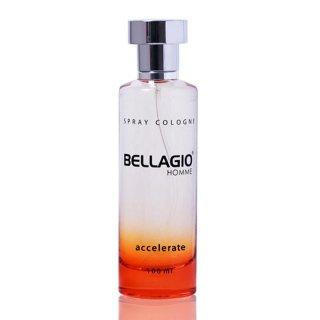 Bellagio Orange Accelerate Spray Cologne