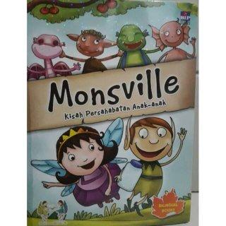 Monsville Kisah Persahabatan Anak-Anak