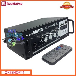 Amplifier Fleco AK-805BT Bluetooth