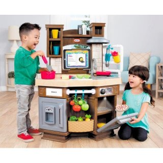 LITTLE TIKES COOK N LEARN SMART KITCHEN SET