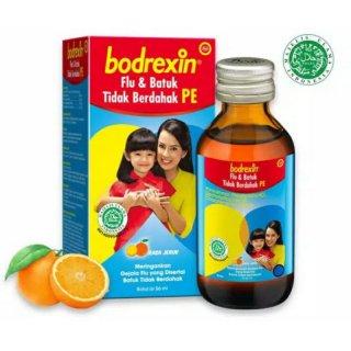 Bodrexin Flu dan Batuk Berdahak PE