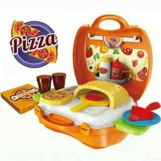 Mainan Dream Pizza / MAINAN Kitchen Set Pizza Koper