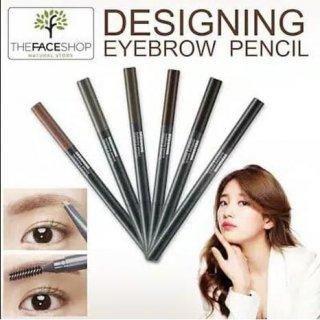The Face Shop - The Face Shop Designing Eyebrow Pencil