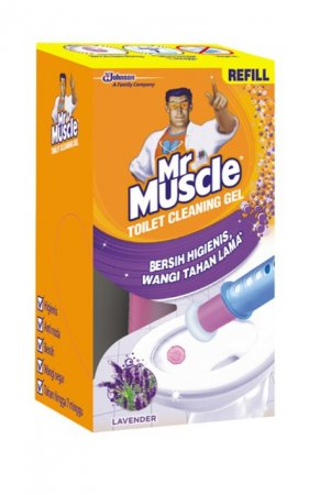 Mr. Muscle Toilet Cleaning Gel