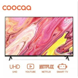 COOCAA Smart LED TV 50 inch 4K 50S3N
