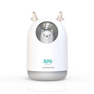Taffware Pet Ultrasonic Humidifier RGB Aroma Essential Oil Diffuser