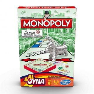 KKV - HASBRO Monopoly Grab and Go