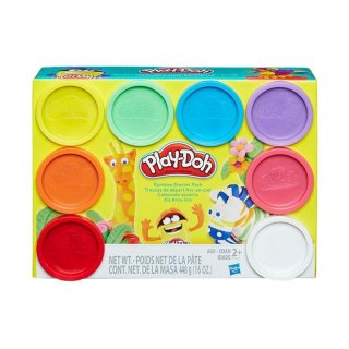 Hasbro Play-Doh Rainbow Starter Pack
