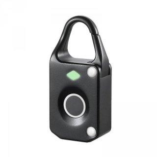Extremedeals Portable Security Padlock Fingerprint Lock
