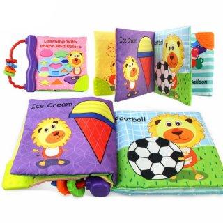 Better Buku Kain Bayi Buku Suara
