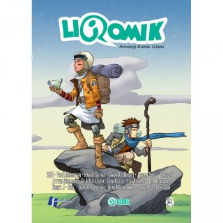 Liqomik : Antologi Komik Islam