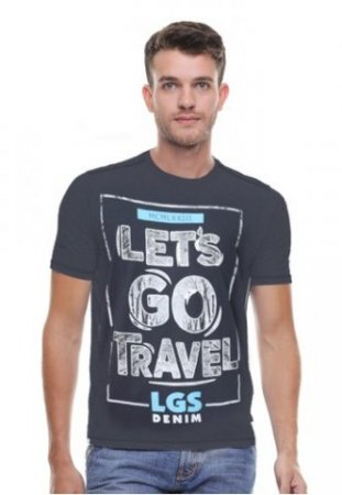 LGS Slim Fit - Youth Boy Travel Hitam