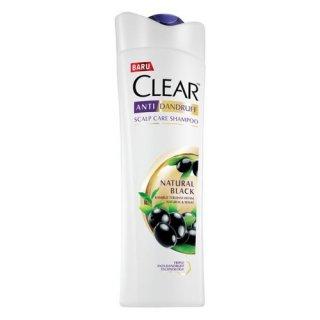 Shampoo Clear Natural Black
