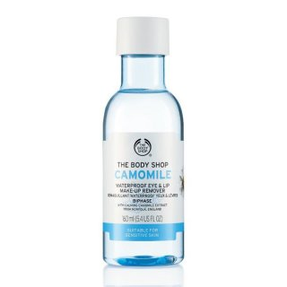 The Body Shop Camomile Waterproof Eye & Lip Make Up Remover