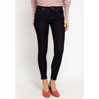 TRIPLE Ladies Celana Jeans (94 777 GW) Slim Fit
