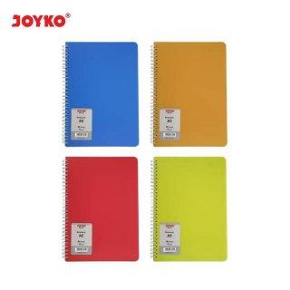 Ruled Notebook Diary Agenda Buku Catatan Bergaris Joyko NB-661