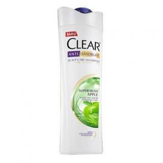 Sampo Clear Anti Ketombe Super Fresh