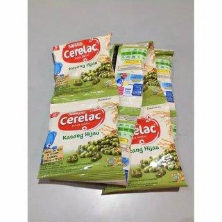 Nestle Cerelac Bubur Sereal Kacang Hijau