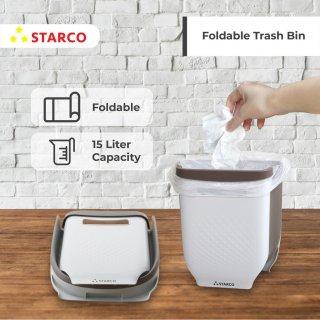 Starco Tempat Sampah Lipat