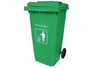 Tempat Sampah Besar Dust Bin Proven 100L Plastik Sampah