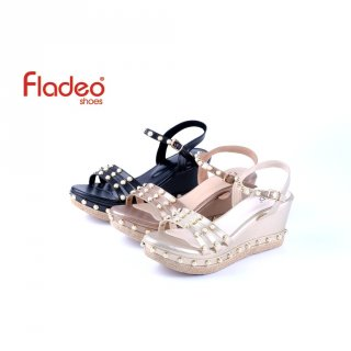 Fladeo Exclusive H20/LDFH543-1MS/Wedges for Ladies [ Wedges Party ]