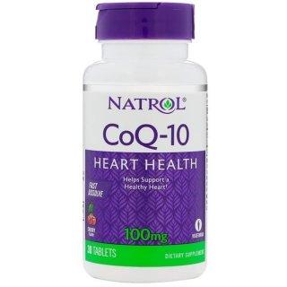 Natrol CoQ-10 Fast Dissolve