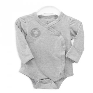 Maison Elmesa Newborn Bodysuits Baju Infant Ultrafine Lengan Panjang