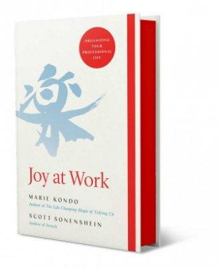 Joy At Work: Organizing Your Professional Life - Marie Kondo & Scott Sonenshein