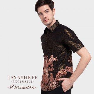 Jayashree Exclusive Slimfit Dirandra Short Sleeve