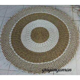 Rug Seagrass/Karpet Anyaman D120 cm