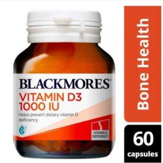 Blackmores Vitamin D3 1000IU