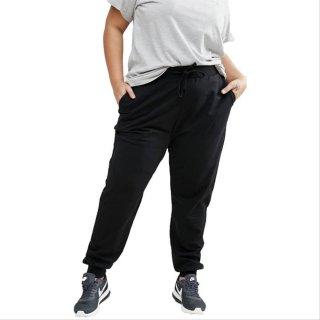 Celana Training Jogger Panjang Wanita Big Size