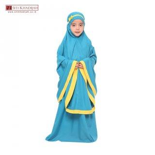 Siti Khadijah Fatima Kids Blue