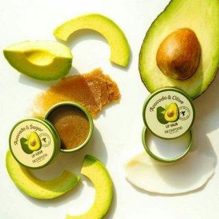 Skinfood Avocado Sugar Lip Scrub